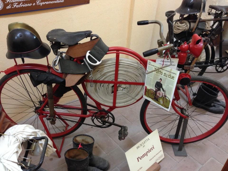 La bici del pompiere