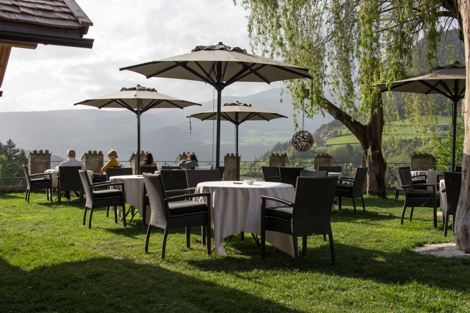 Ristorante 19 del Sonne Golfhotel