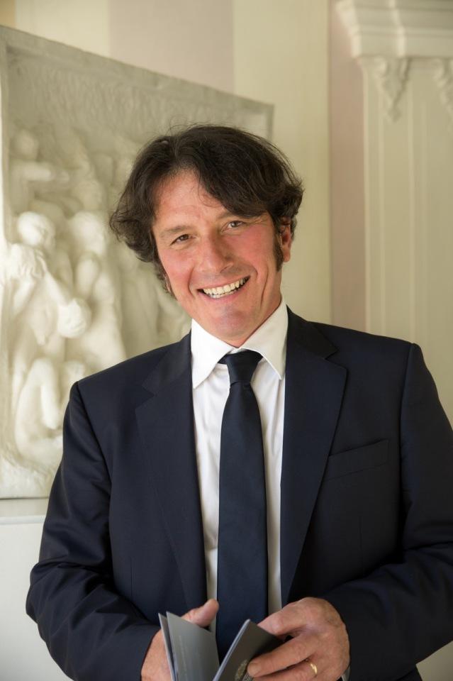 Il Presidente del Consorzio Stefano Zanette (mentre il Direttore è Luca Giavi)