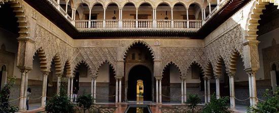 Alcazar Reale di Siviglia