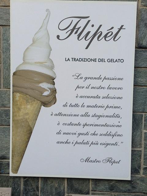 La filosofia di Flipét