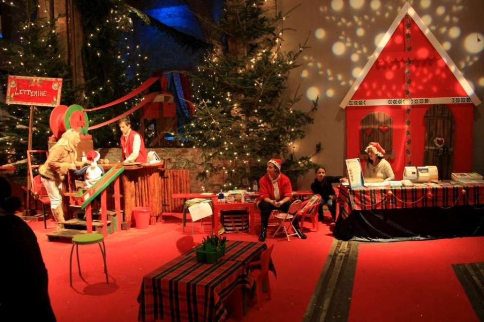 L'atmosfera natalizia