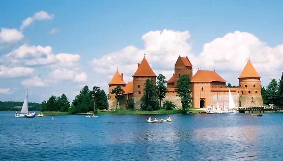Trakai in Lituania