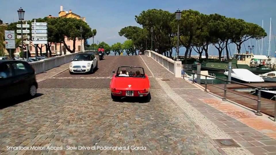 Un giro del lago di Garda