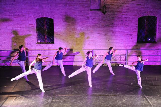 Un momento di Danza durante una precedente edizione (foto MaxFochi)