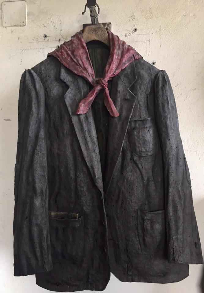 La giacca di Toni