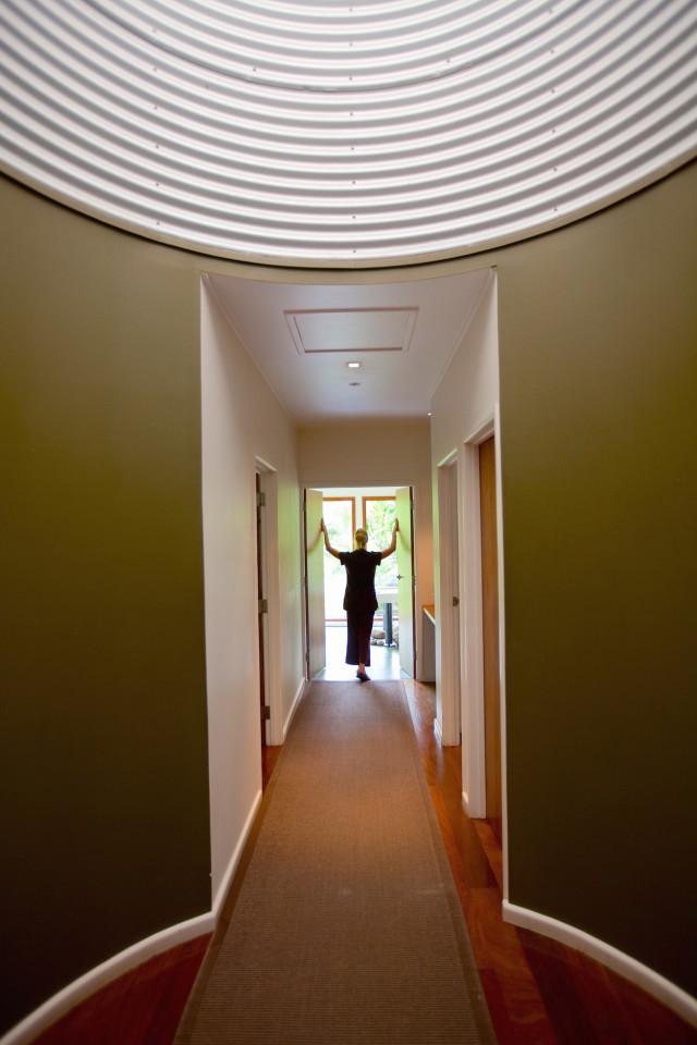 Silky Oaks Spa skylight
