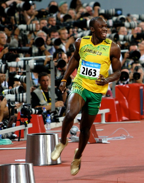 Corri Bolt. Corri!