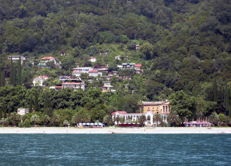Abkhazia in Georgia
