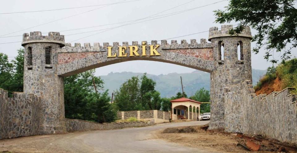 Lerik in Azerbaijian