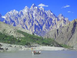 Hunza in Pakistan