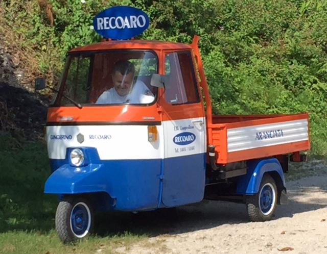 Il camioncino Recoaro