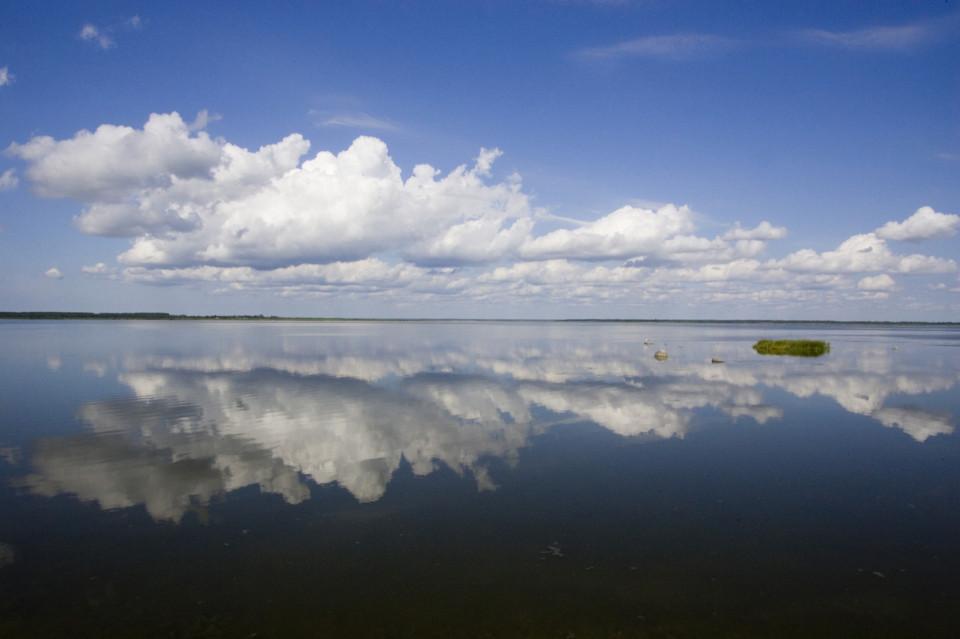 Il cielo nell'acqua