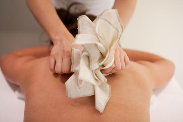Inizio del Massaggio
