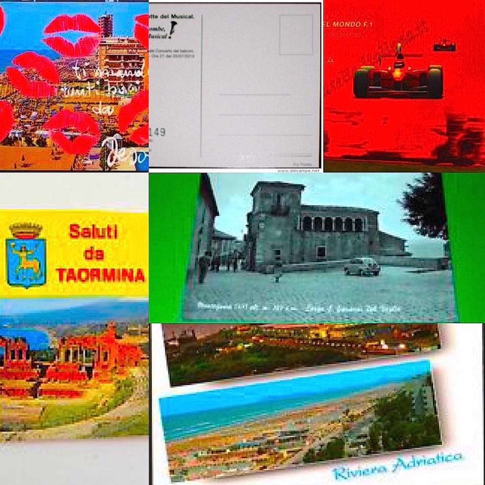 Puzzle di cartoline più recenti