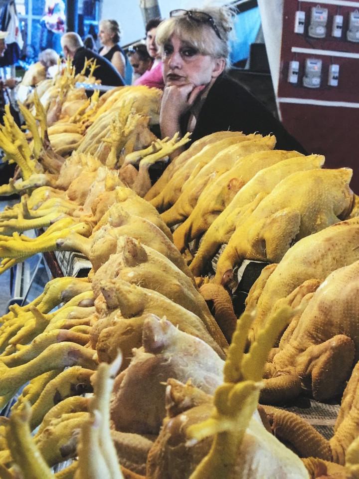 Al mercato di carne