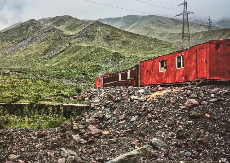 Le case dei lavoratori