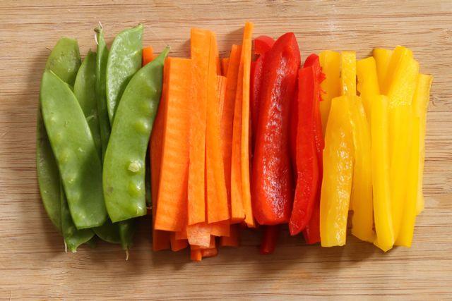 Peperoni e carote