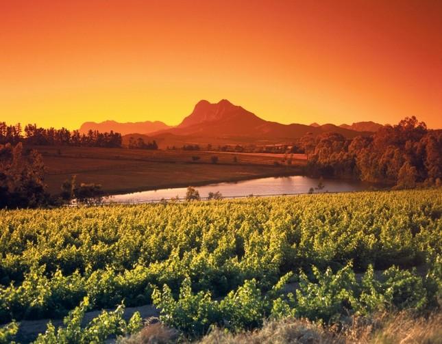 Tramonto sudafricano