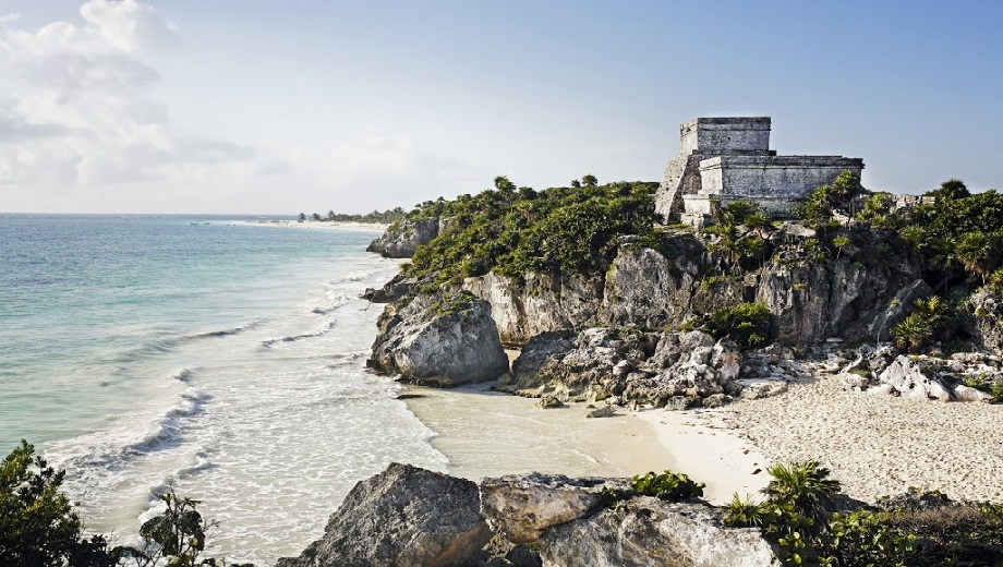 Tulum in Messico