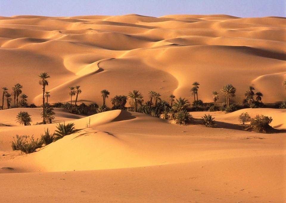 La bellezza del Rub-Al-Khali
