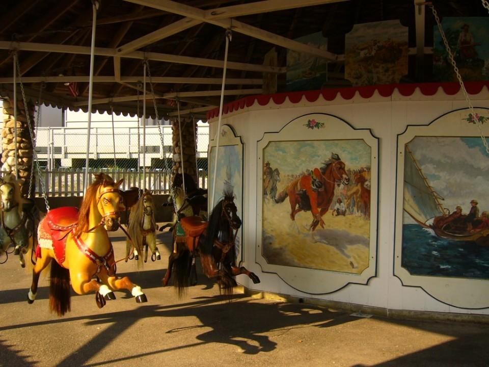 Flying Horses Carousel 2