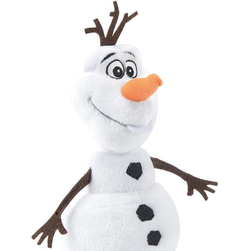 Olaf è il peluche che è andato in orbita con Cristoforetti