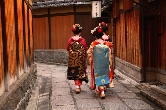 Quartiere di Gion