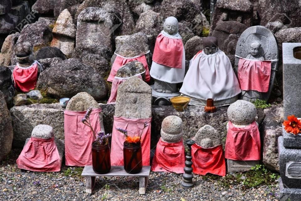 La statua del Jizo