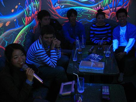 Karaoke saletta