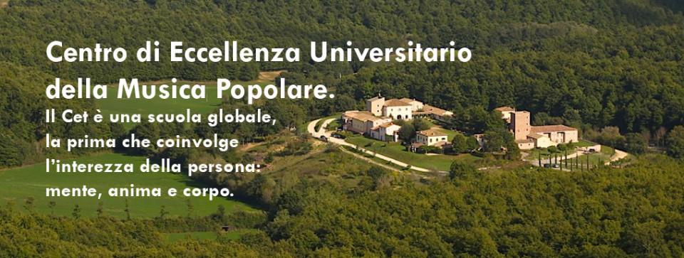 Scuola Cet, Centro di Eccellenza Universitario