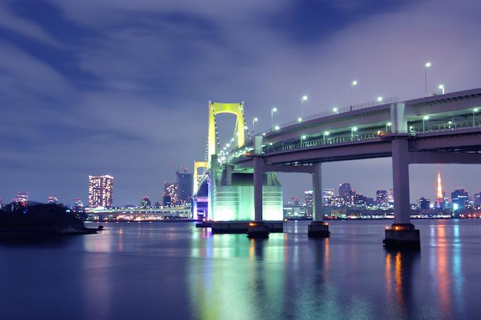 Tokyo bridge