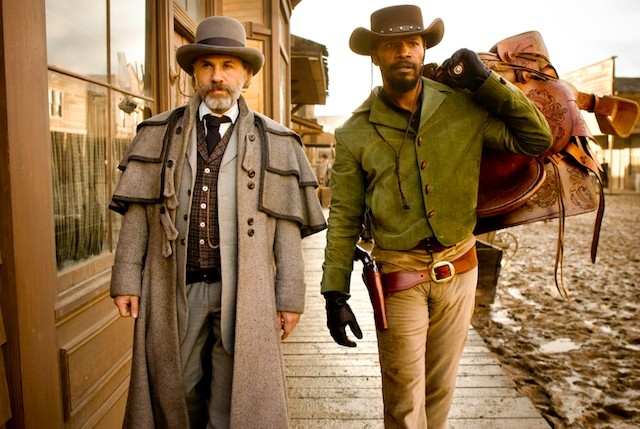 Attori che interpretano dei cacciatori di taglie nel film Django Unchained