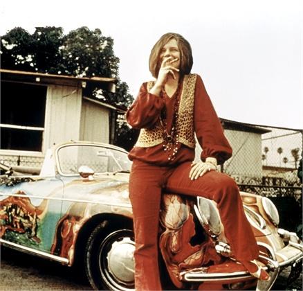 La talentuosa Janis Joplin