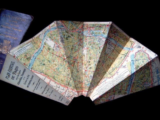 Ventaglio mappa