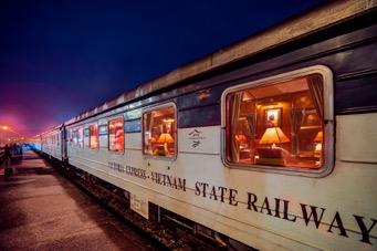 Victoria Express Train che porta al Victoria Sapa Resort