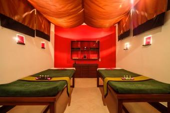 Victoria Sapa Resort, una stanza dei massaggi