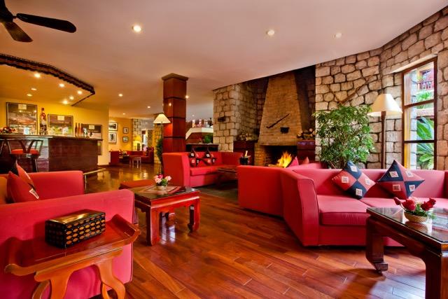 Victoria Sapa Resort, uno dei bar