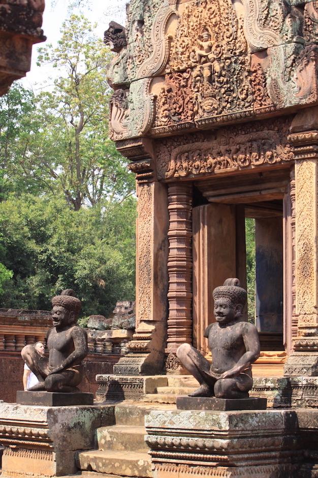 La preziosità di Angkor Wat