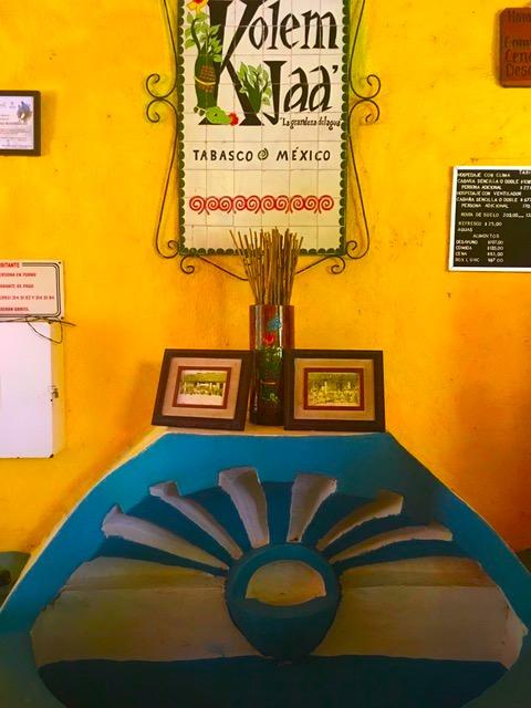Il simbolo del Desarrollo Ecoturístico Kolem Jaa'
