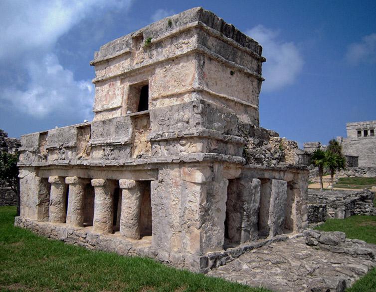 Il tempio di Tulum