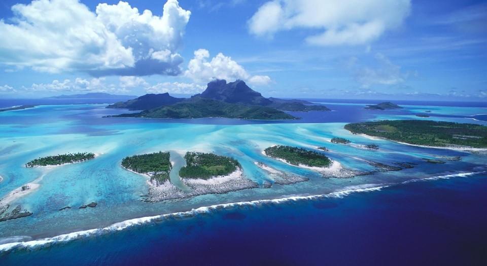 La spettacolare natura delle Fiji