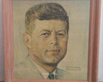 Ll presidente jfk dipinto da rockwell dolce vita travel - Chi ha dipinto il bagno turco ...