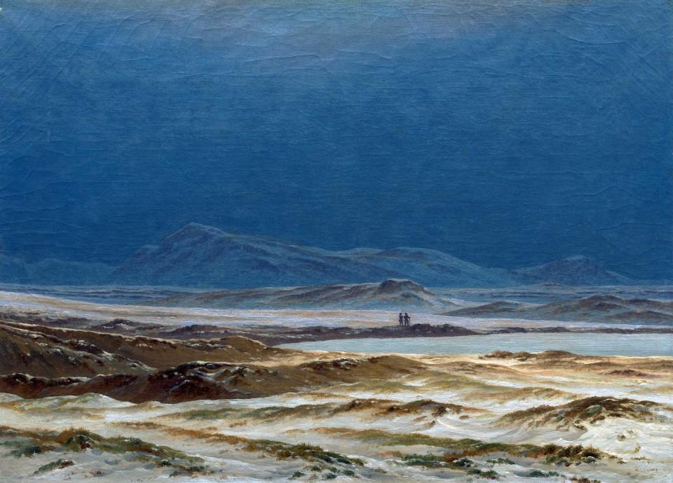 Uno dei suoi Paesaggi Nordici
