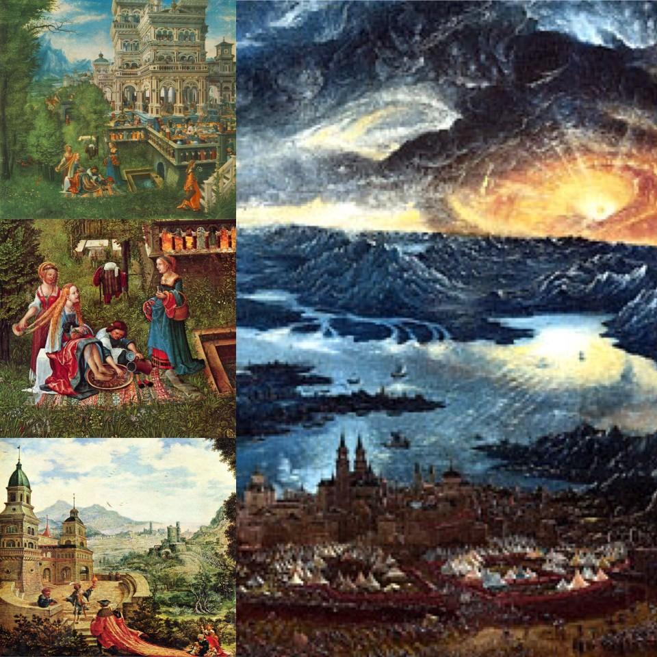 L'art puzzle su Albrecht Altdorfer