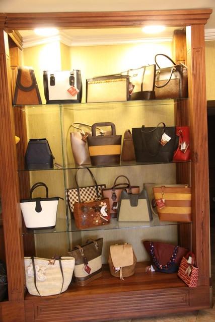 Hortega produce anche splendide borse