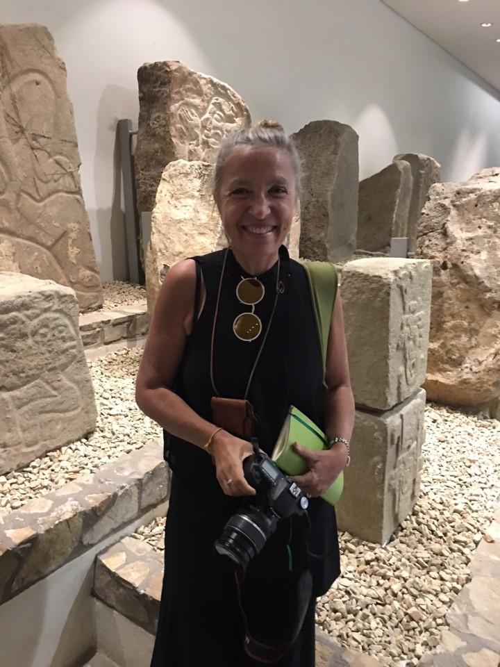 Dentro il Museo di Monte Alban