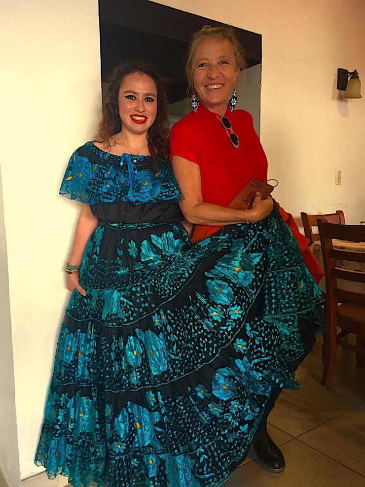 Un costume locale a San Cristobal