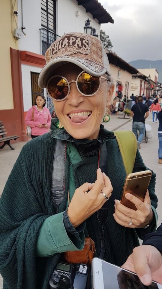 Tra i viottoli del Chiapas