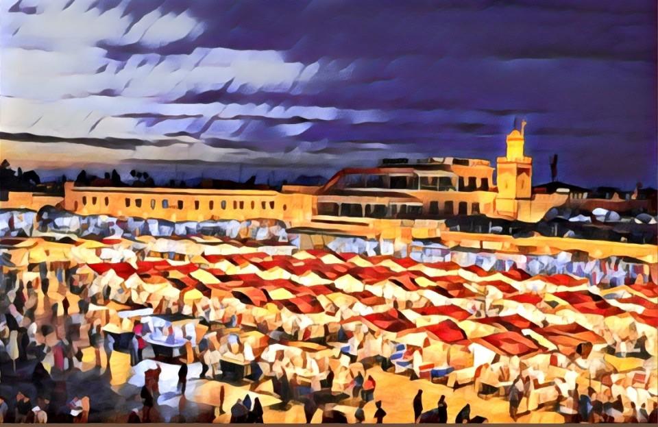 La bellezza di Marrakech